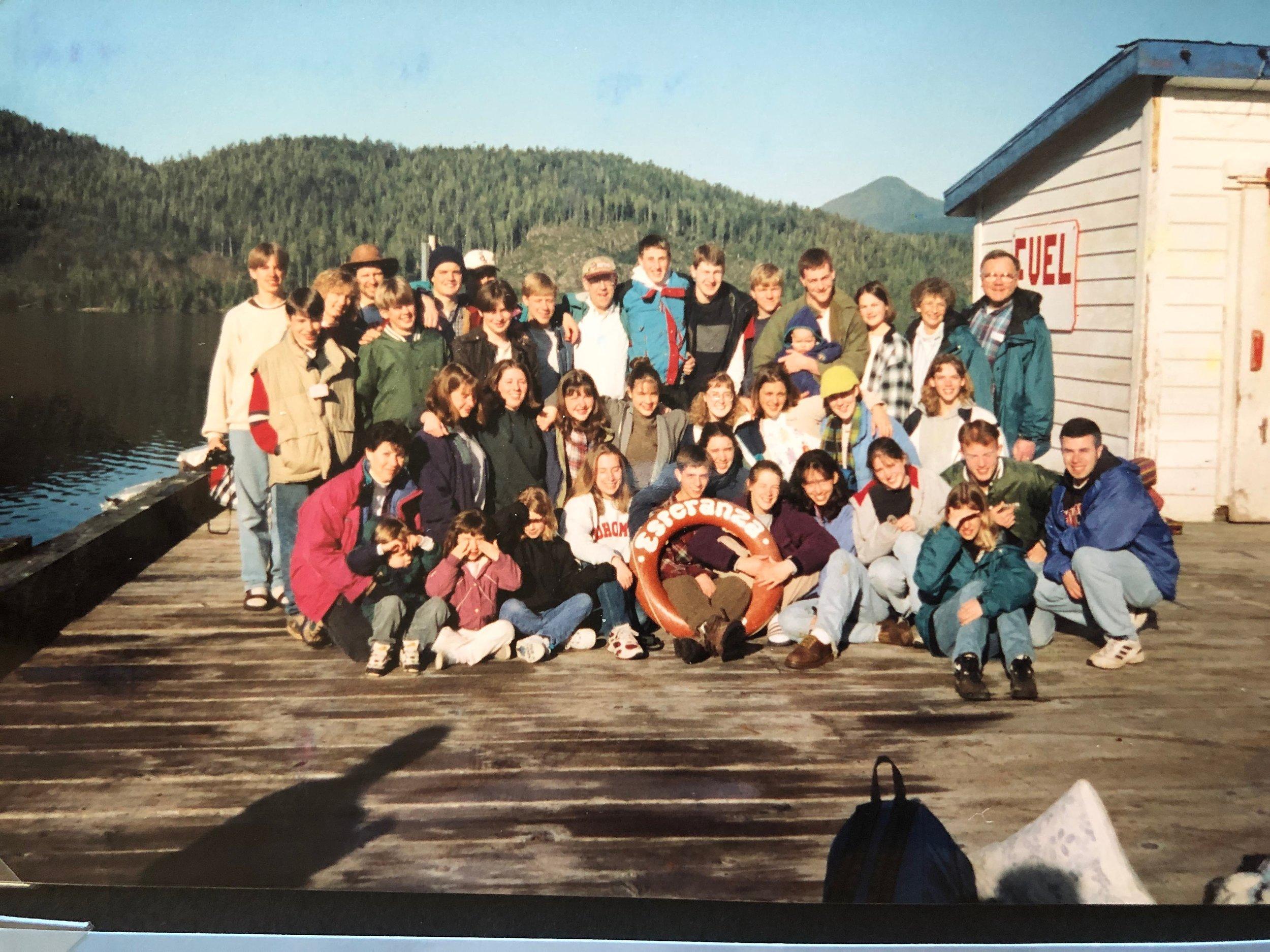 Esperanza, Spring Break 1997
