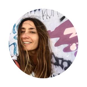 """Magdalena Lizarraga  """"ZupWork me da la posibilidad de estar generando constantemente networking, tanto laboral como humano""""."""