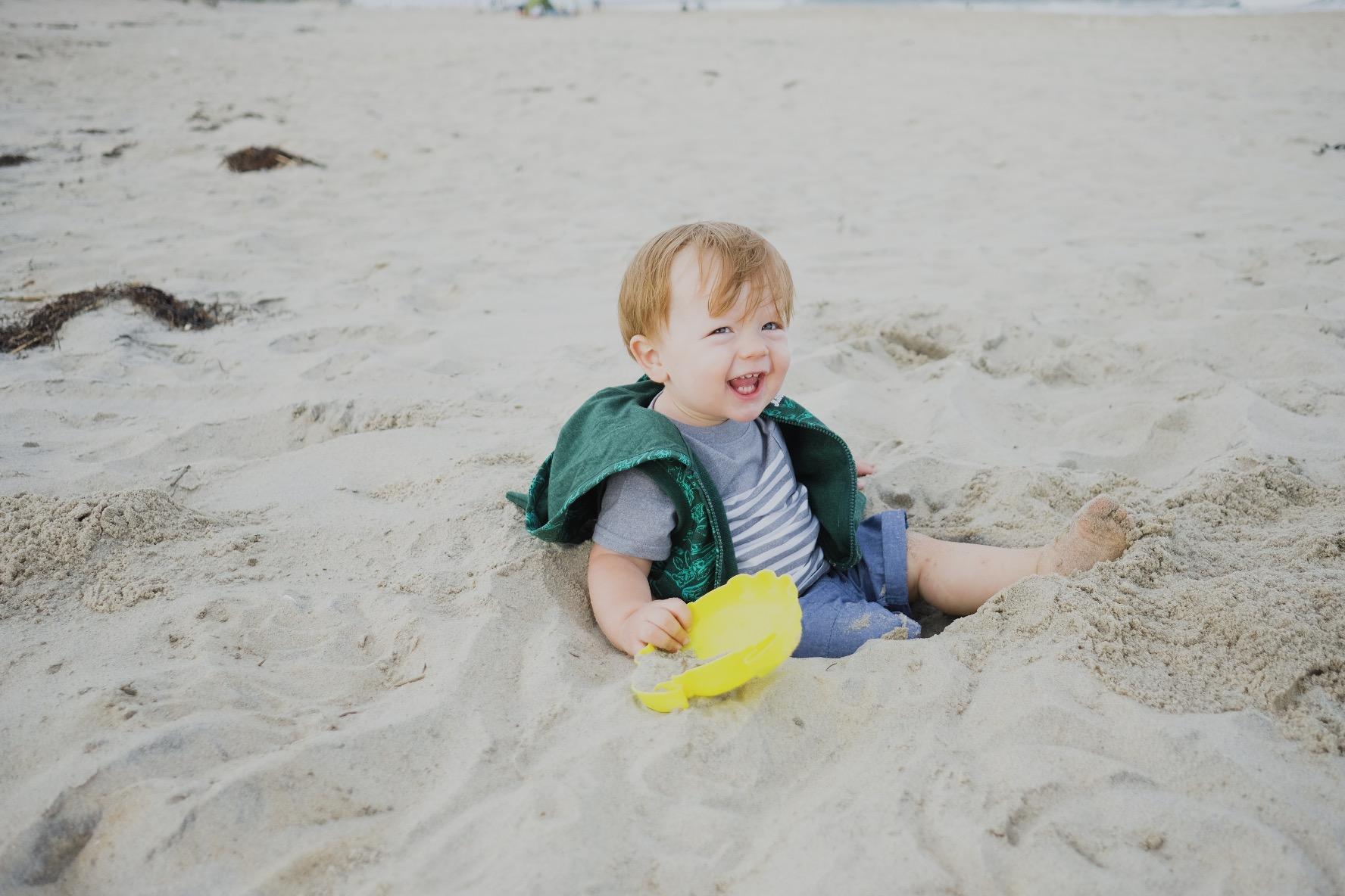 A lovely beach day!