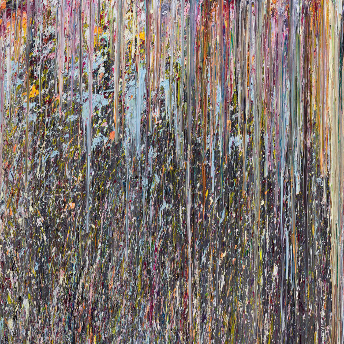 Cover art:  Larry Poons ,  Rain of Terror