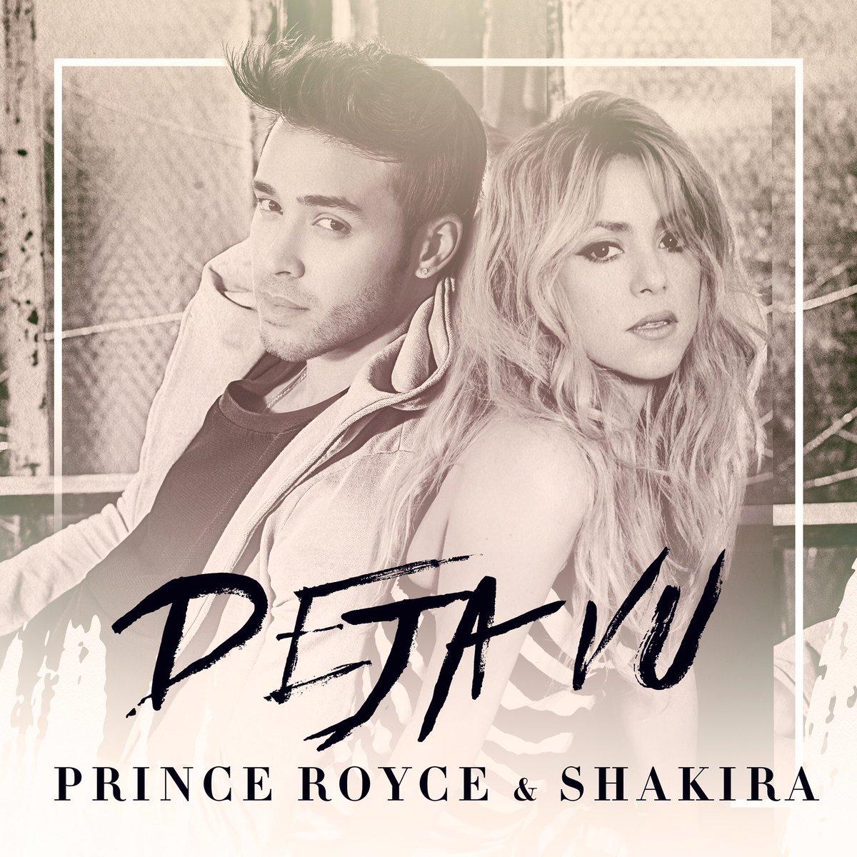 """90. Prince Royce & Shakira, """"Deja Vu"""""""