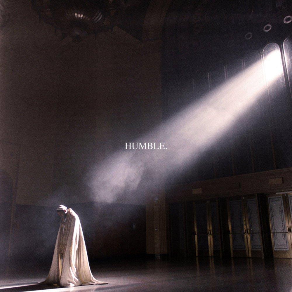 """24. Kendrick Lamar, """"HUMBLE."""""""