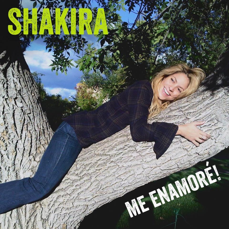 """19. Shakira, """"Me Enamoré"""""""