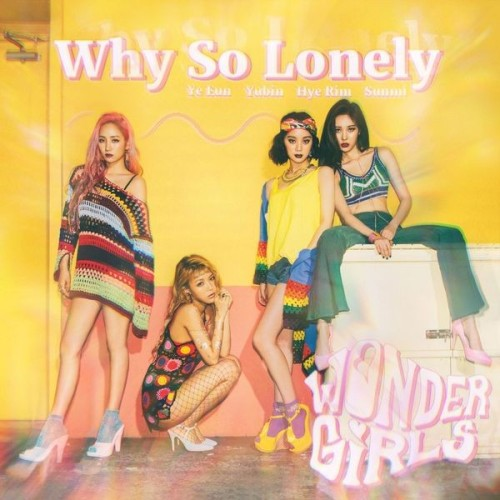 "30. Wonder Girls, ""Why So Lonely"""