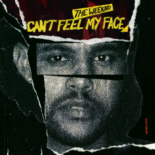 "33. The Weeknd, ""Can't Feel My Face"""