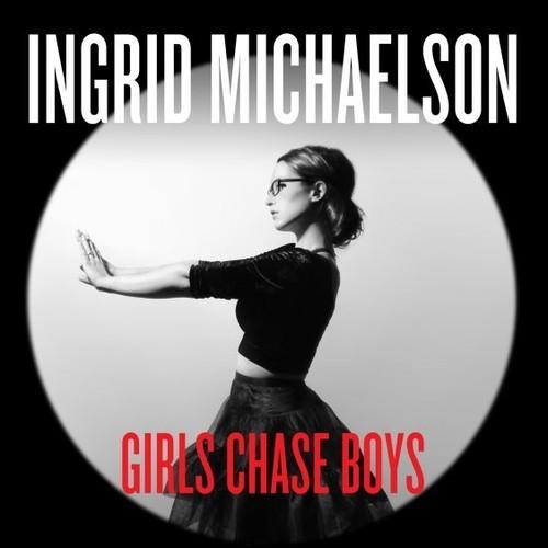"""66. Ingrid Michaelson, """"Girls Chase Boys"""""""