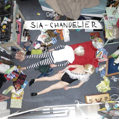 """5. Sia, """"Chandelier"""""""