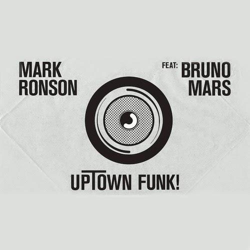"3. Mark Ronson ft. Bruno Mars, ""Uptown Funk!"""