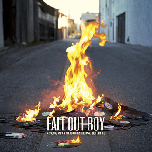 "38. Fall Out Boy, ""My Songs Know What You Did in the Dark (Light 'Em Up)"""