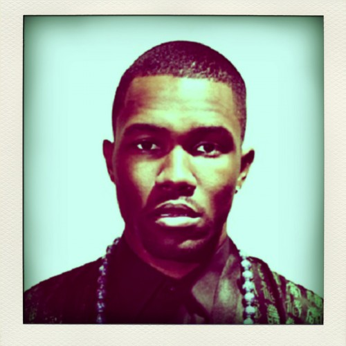"70. Frank Ocean ""Thinking About You"""