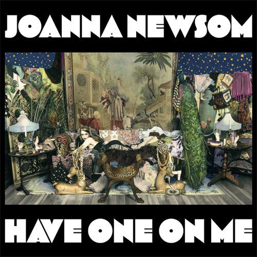 """91. Joanna Newsom, """"Good Intentions Paving Company"""""""