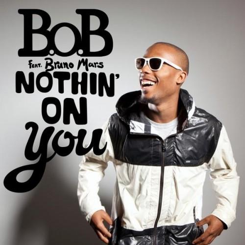 """78. B.o.B. ft. Bruno Mars, """"Nothin' On You"""""""