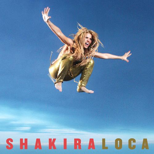 """75. Shakira ft. Dizzee Rascal, """"Loca"""""""