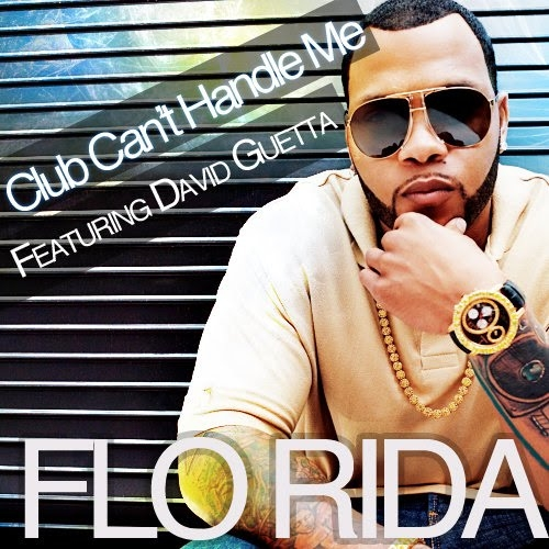 "50. Flo Rida ft. David Guetta, ""Club Can't Handle Me"""