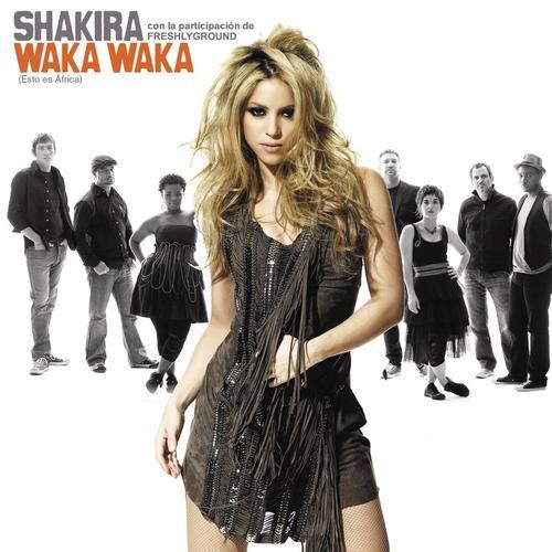 """31. Shakira ft. Freshlyground, """"Waka Waka (Esto Es África)"""""""
