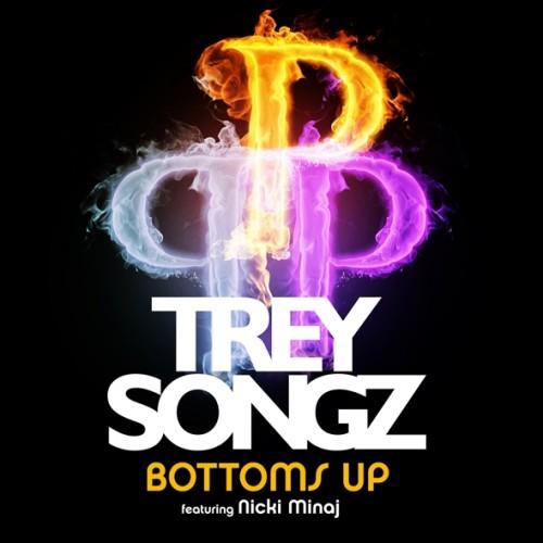 """25. Trey Songz ft. Nicki Minaj, """"Bottoms Up"""""""