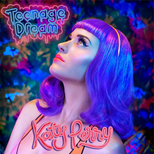 "3. Katy Perry, ""Teenage Dream"""