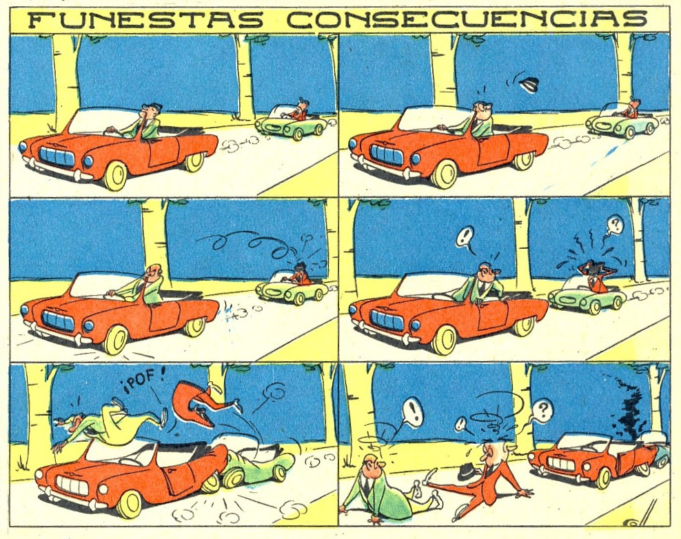 From TBO Almanaque 1966 .