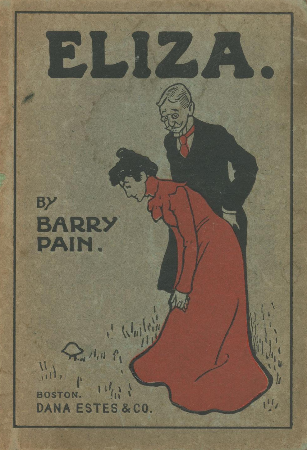 Cover to an early US edition.