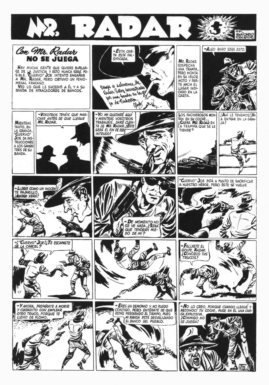 """Mr. Radar"" from  El Coyote , 1948, reprinted in 1978."