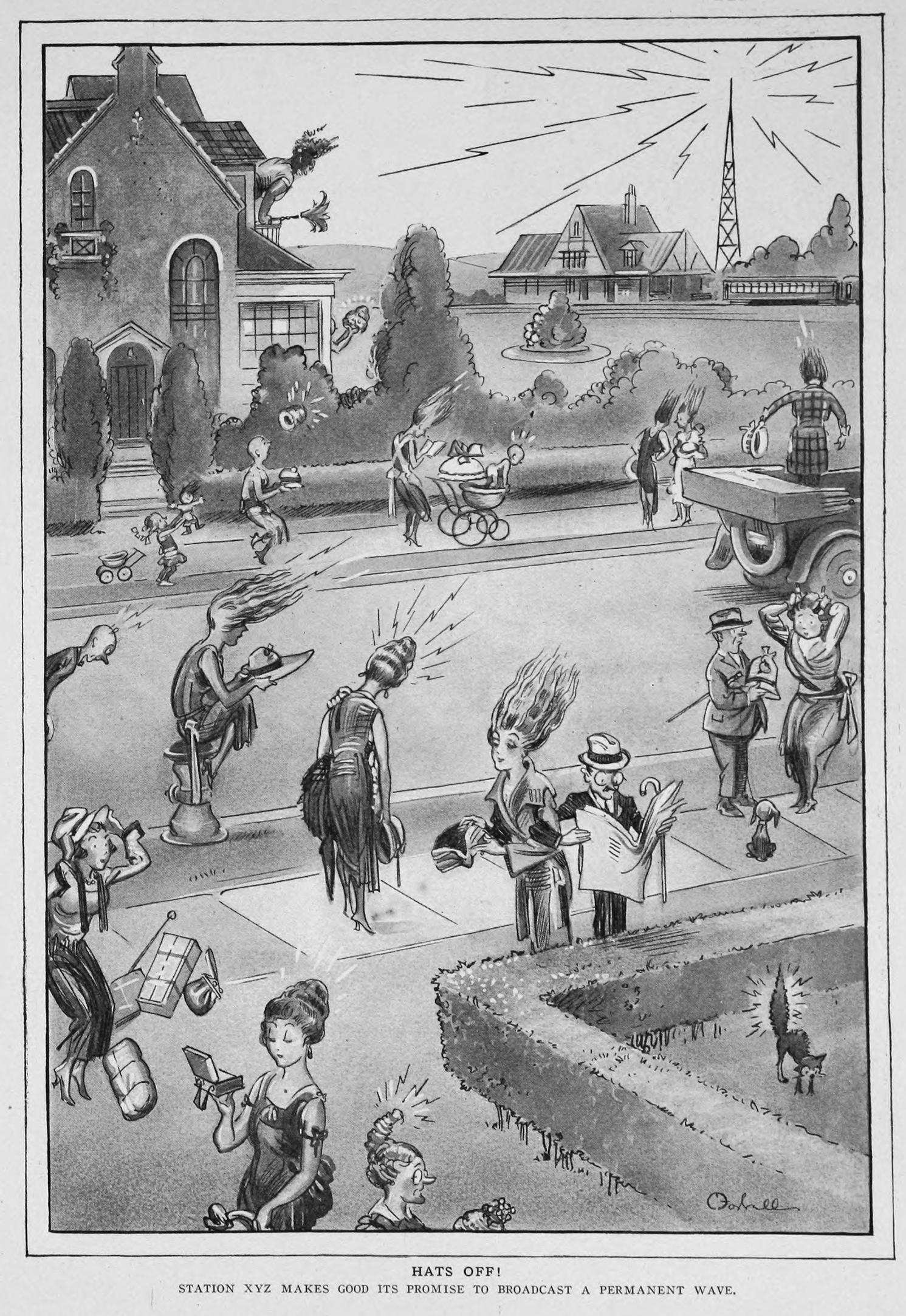 Life , October 4 1923.