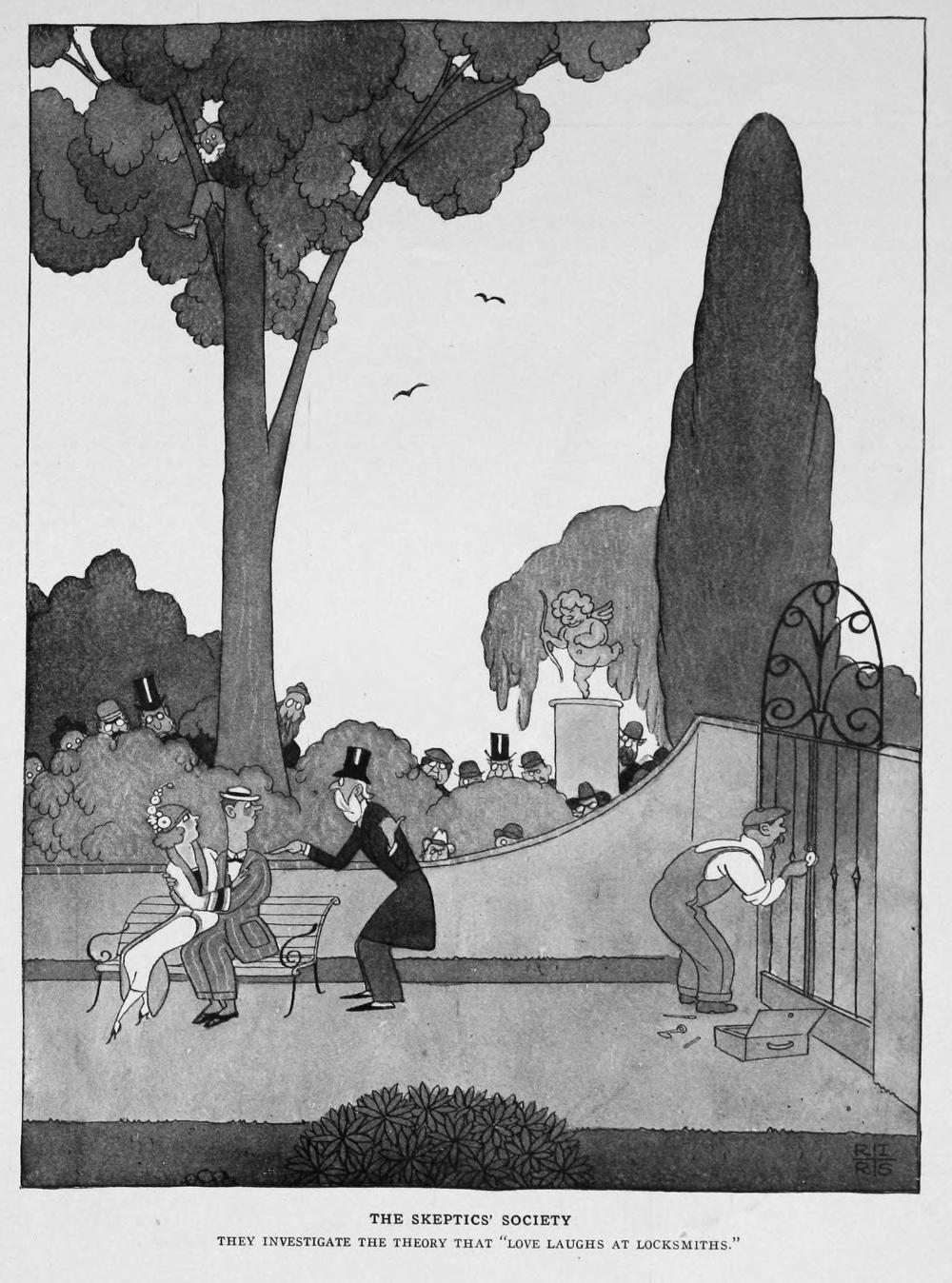 Life , November 22 1923.