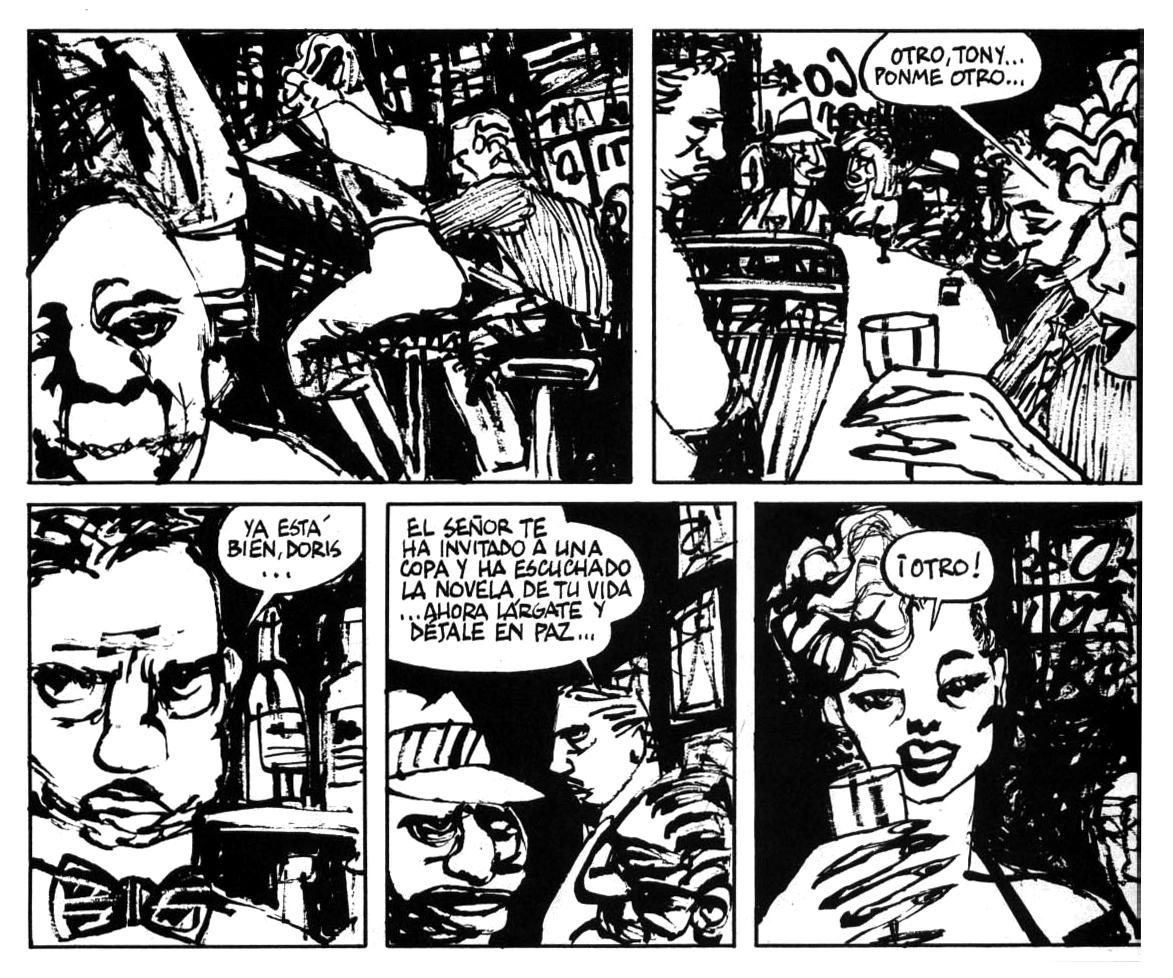 "Excerpt from ""Estaré Esperando"" in  Cairo , 1982."