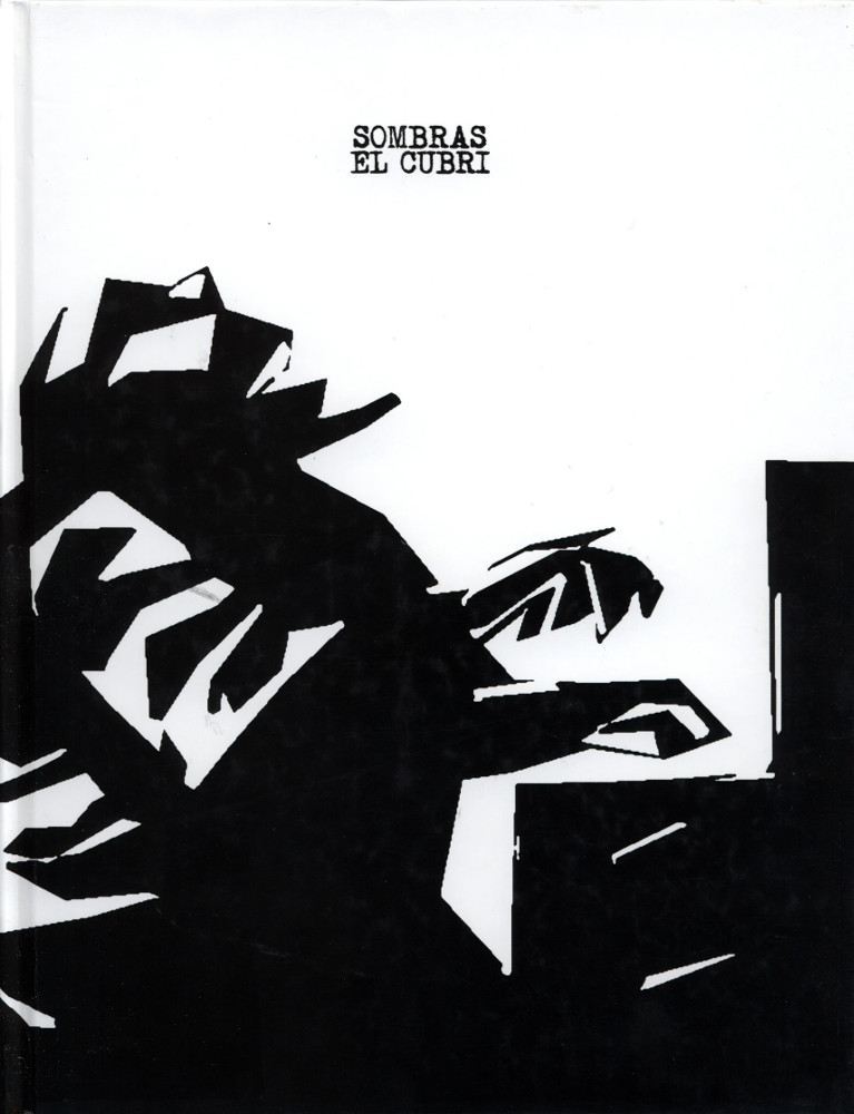 Cover to the complete  Sombras  collection, 2004.