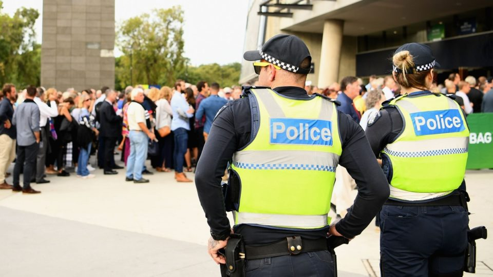 A heavy Police presence - is more of this answer in our communities, teams, and organisations?