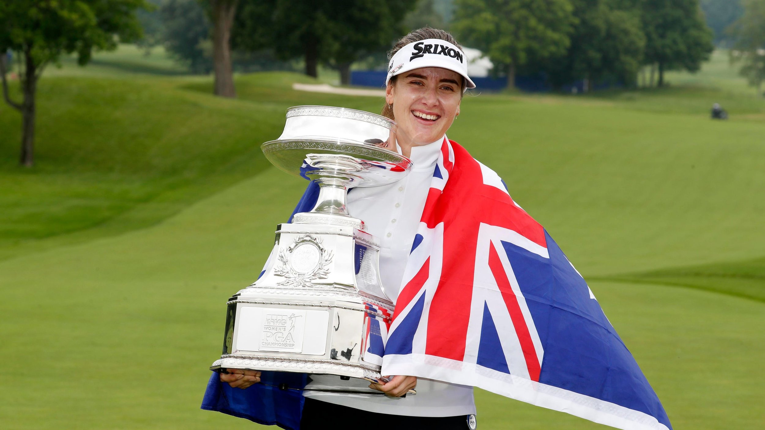Sitting outside the top 100 ranked players, Hannah Green had no right to win a major tournament