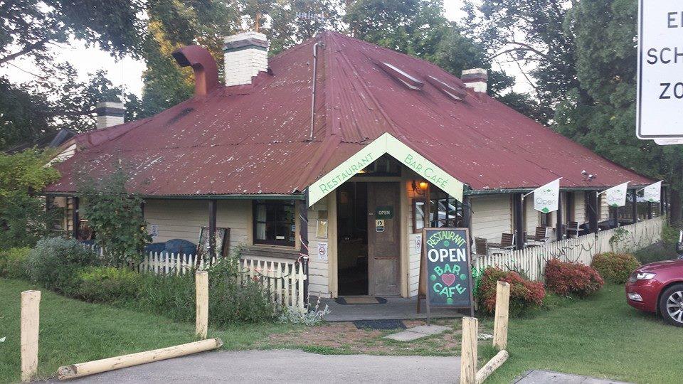 TorPeas Restaurant in Braidwood.
