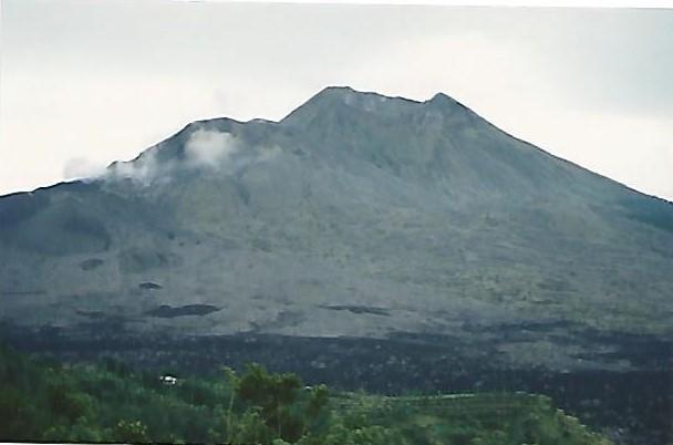 Mt Batur Volcano