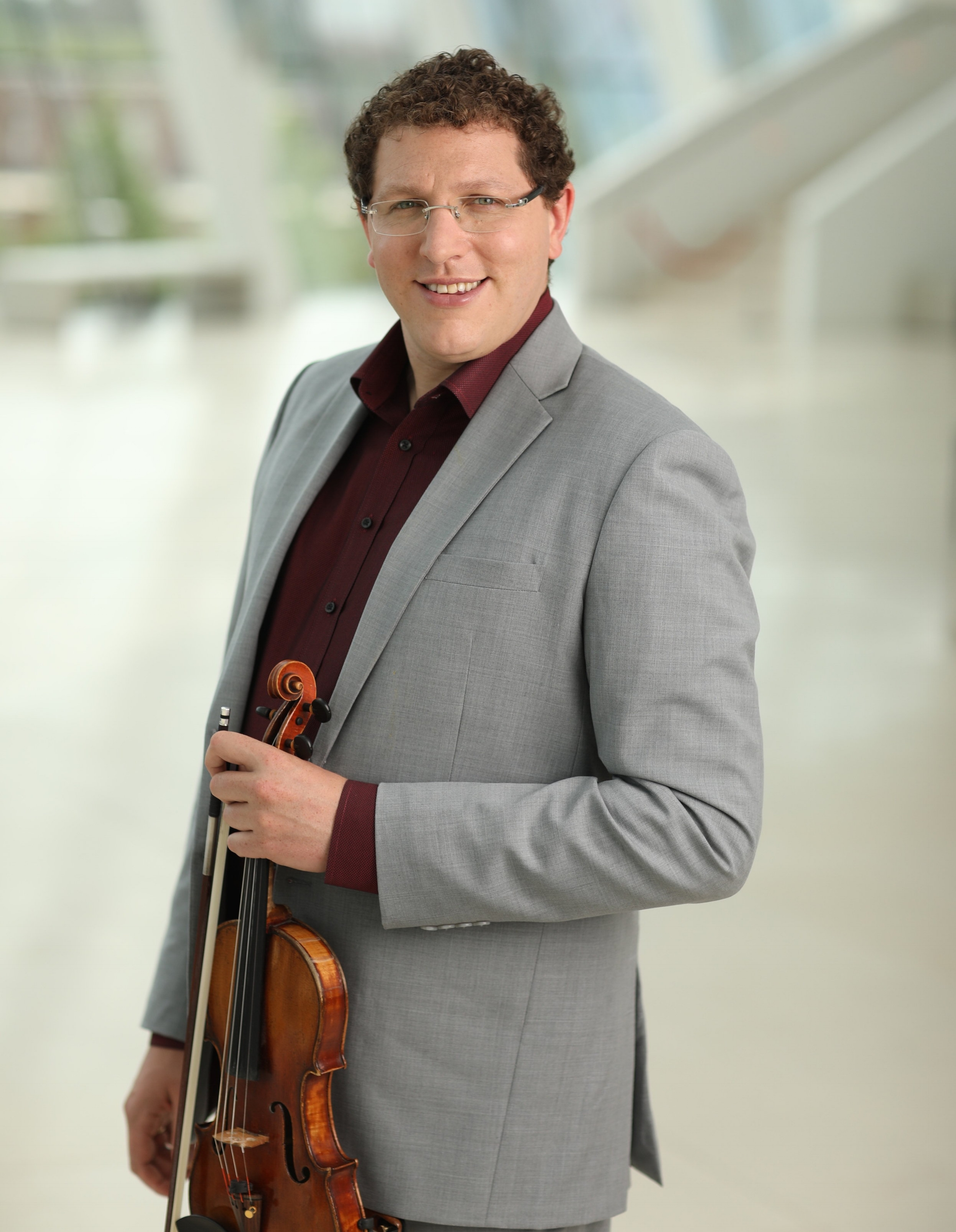 The David & Amy Fulton Concertmaster