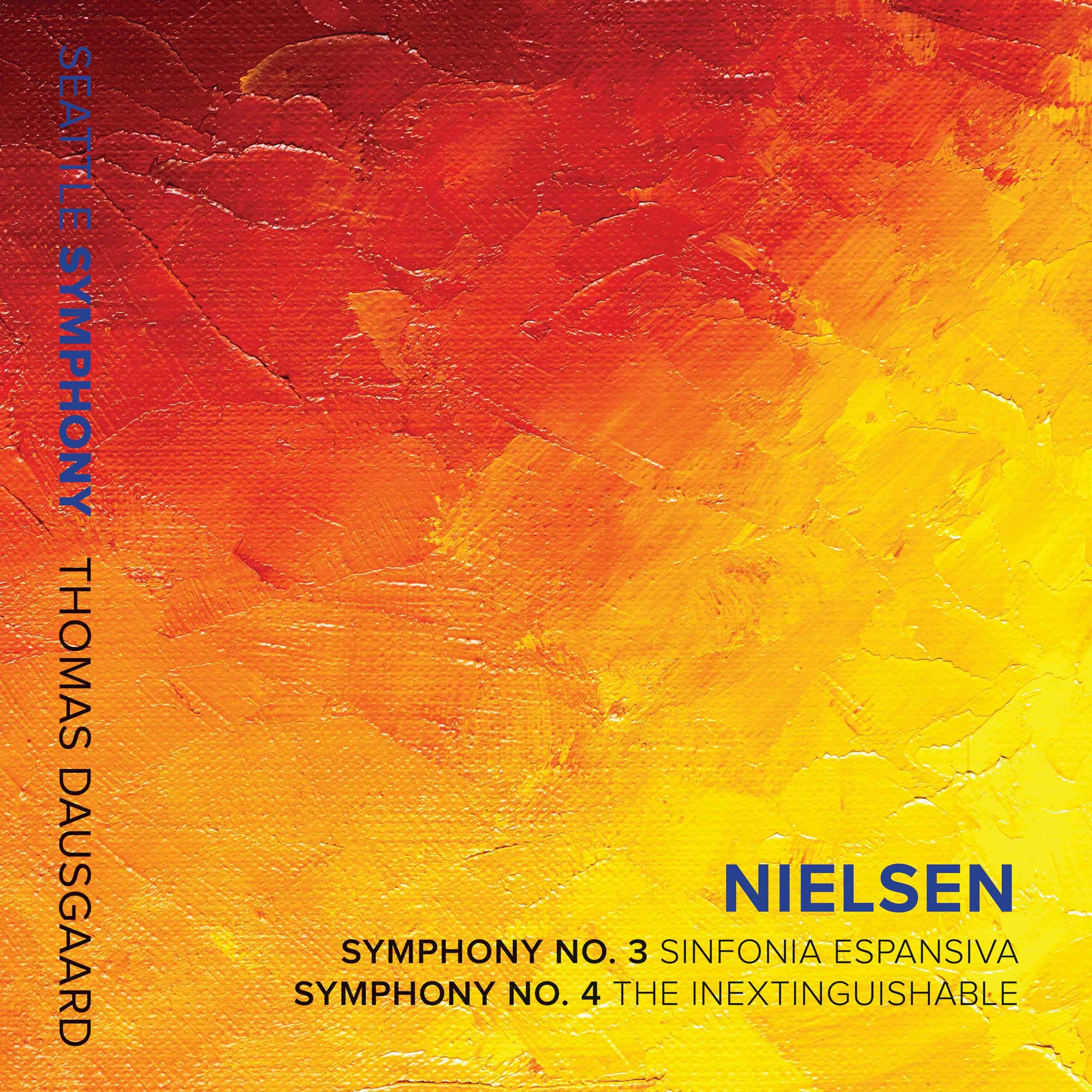 BEST ORCHESTRAL PERFORMANCE - NIELSEN: SYMPHONY NO. 3 & 4