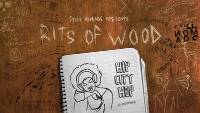 Still Nomads: Bits of Wood literary club event. Session #2