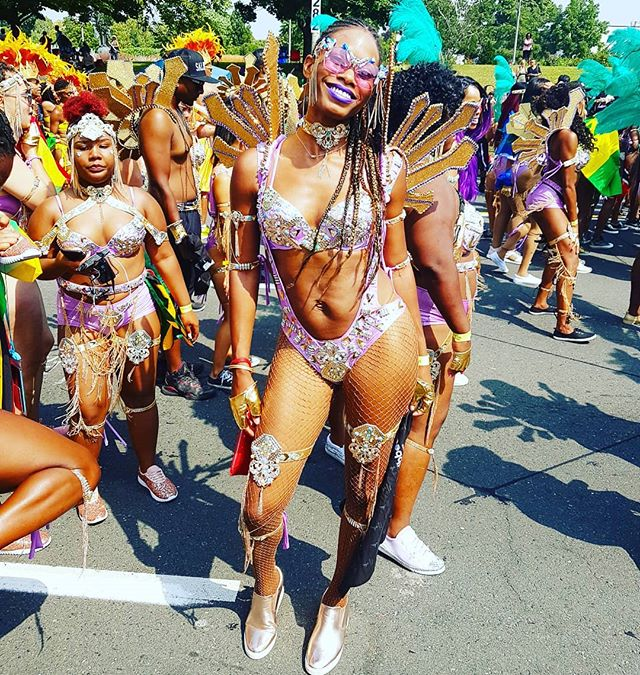 🎶When yuh come out, yuh come out propa🎶🇯🇲 #gotocarnival  #saldenah #rebelle #timetogetonbad
