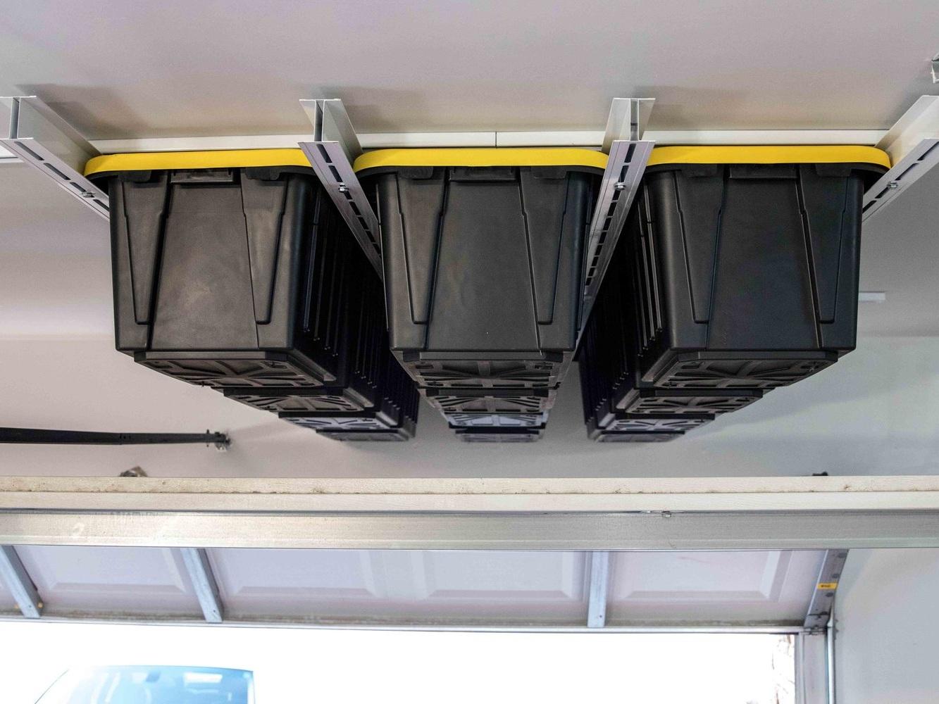 Overhead & Wall Storage -