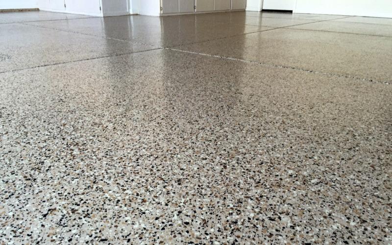 We also offer Epoxy Floor Installation -