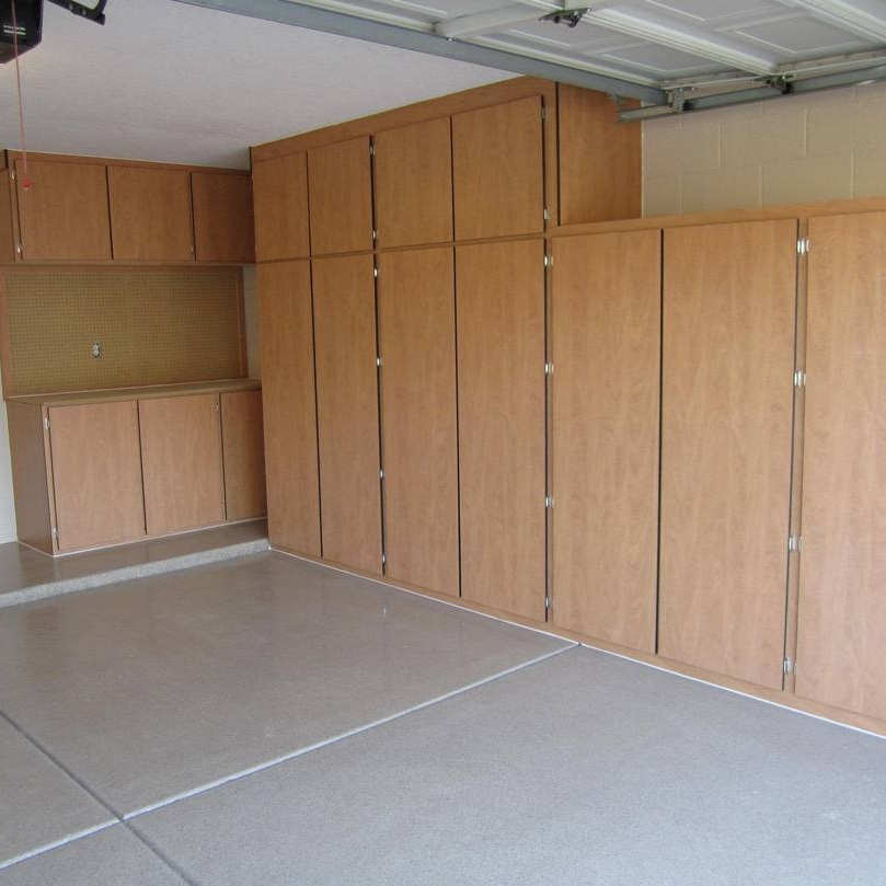 Garage upgrades steadily improve the practical and aesthetic value of a garage.
