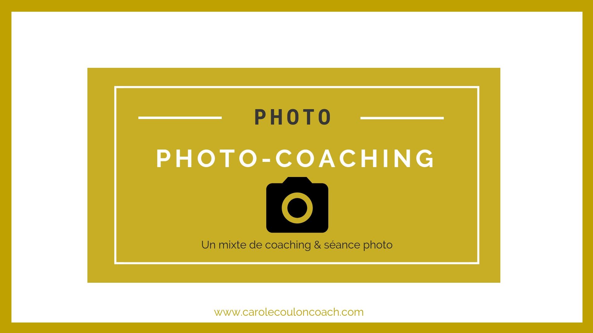 Le Photo-Coaching - Qu'est-ce?