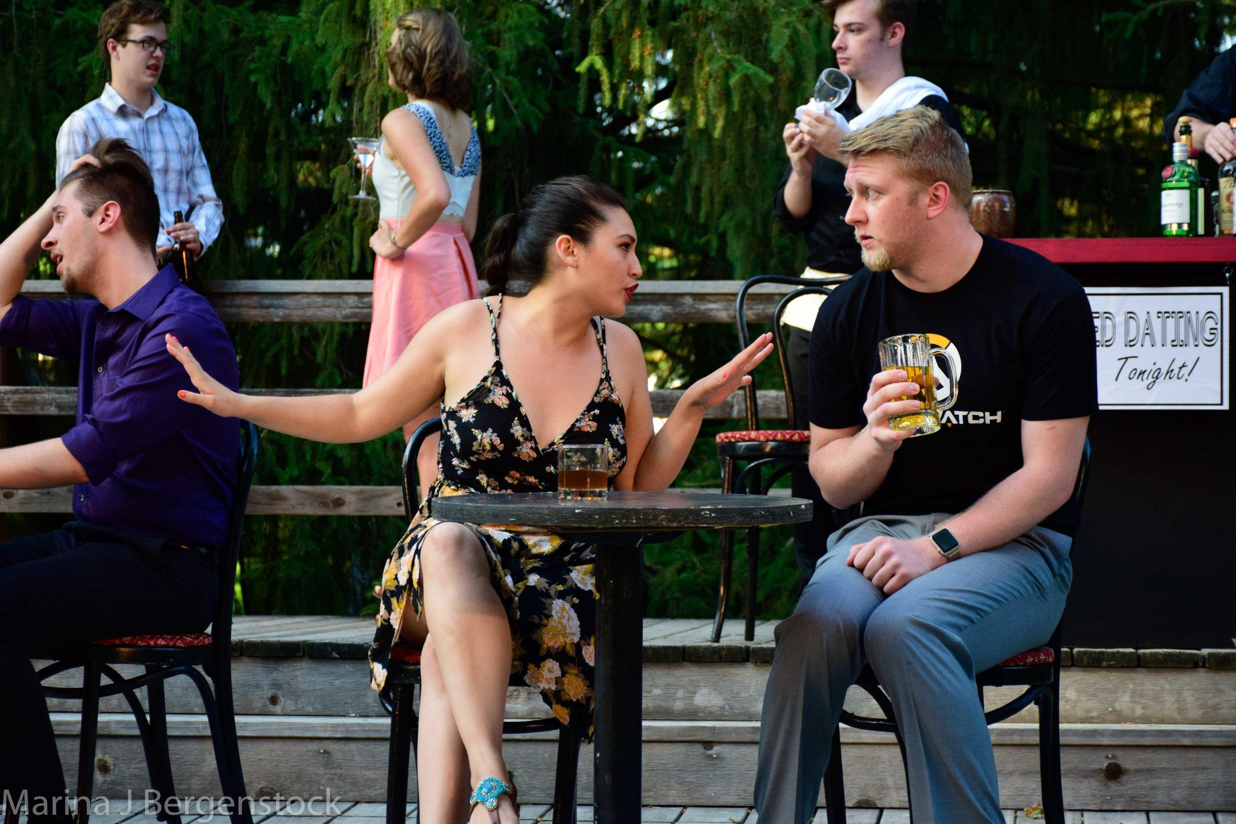 Speed dating cedar rapids thai kiss dating