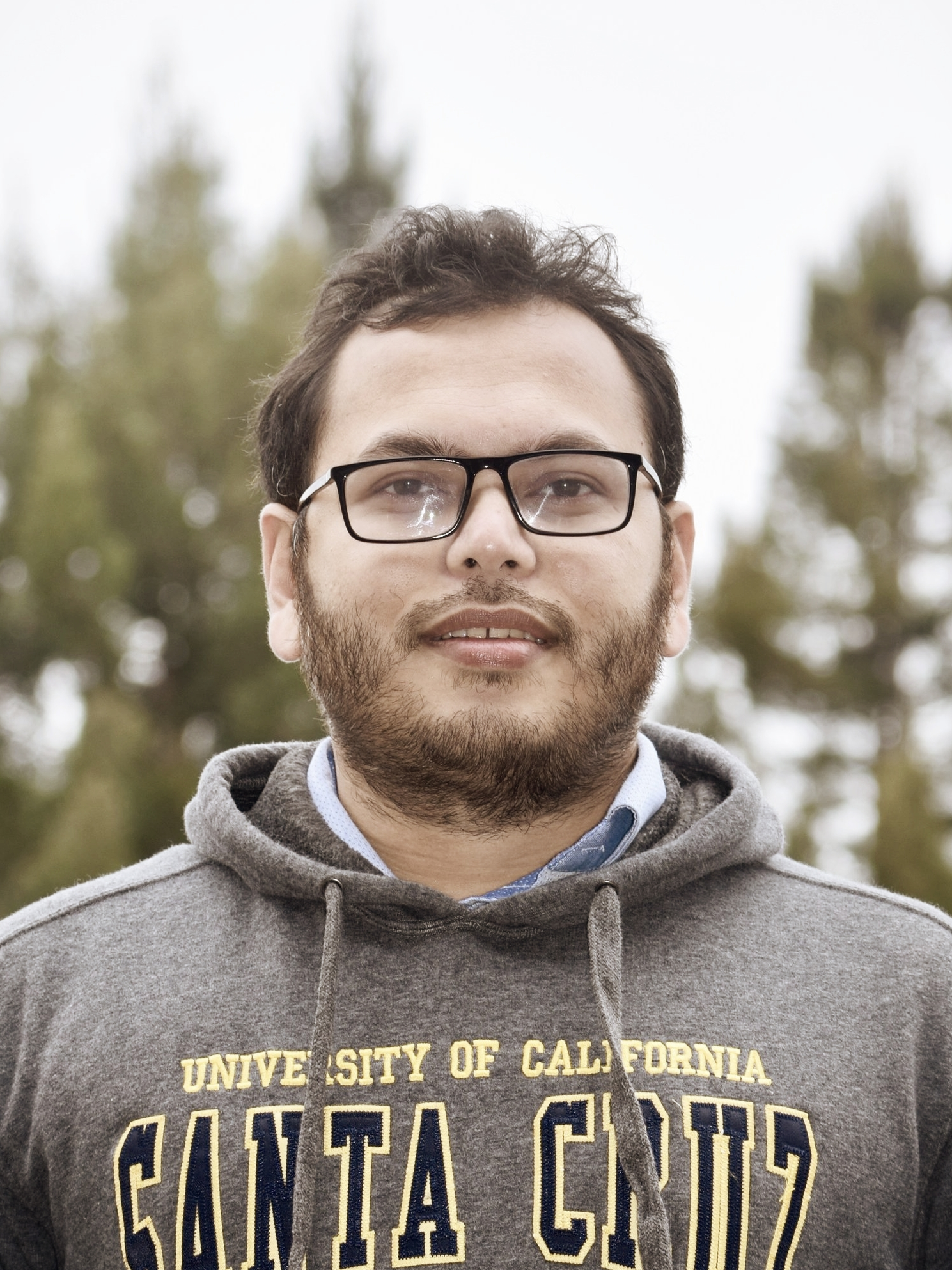 Ahsan Habib (Elect. & Comp. Eng.)  Ahsan received his  B.S.  and  M.S . in  Applied Physics, Electronics, and Communication Engineering (2010 and 2012 ) from the  University of Dhak a, and is currently pursuing a  Ph.D. in ECE Department  at  UCSC  where he is developing electrochemically tunable plasmonic devices. His research also involves novel graphene devices for solar energy harvesting and hydrogen production. He received Baskin School of Engineering,  Dissertation-Year Fellowship (2019-20) ,  Outstanding Teaching Assistant Award in 2018 , and  the Chancellor's Fellowship in 2015 .