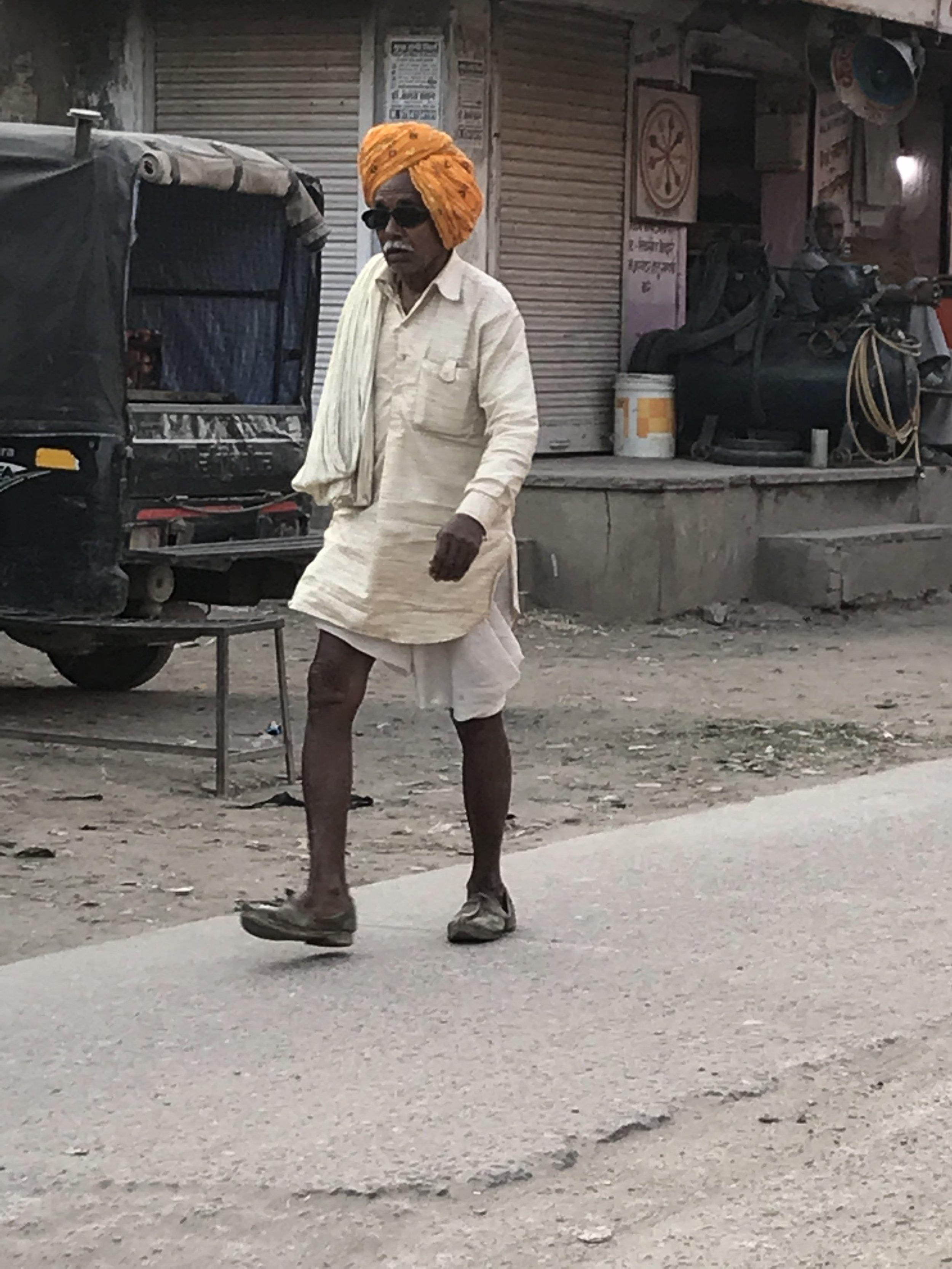 Raj man with orange turban.jpg