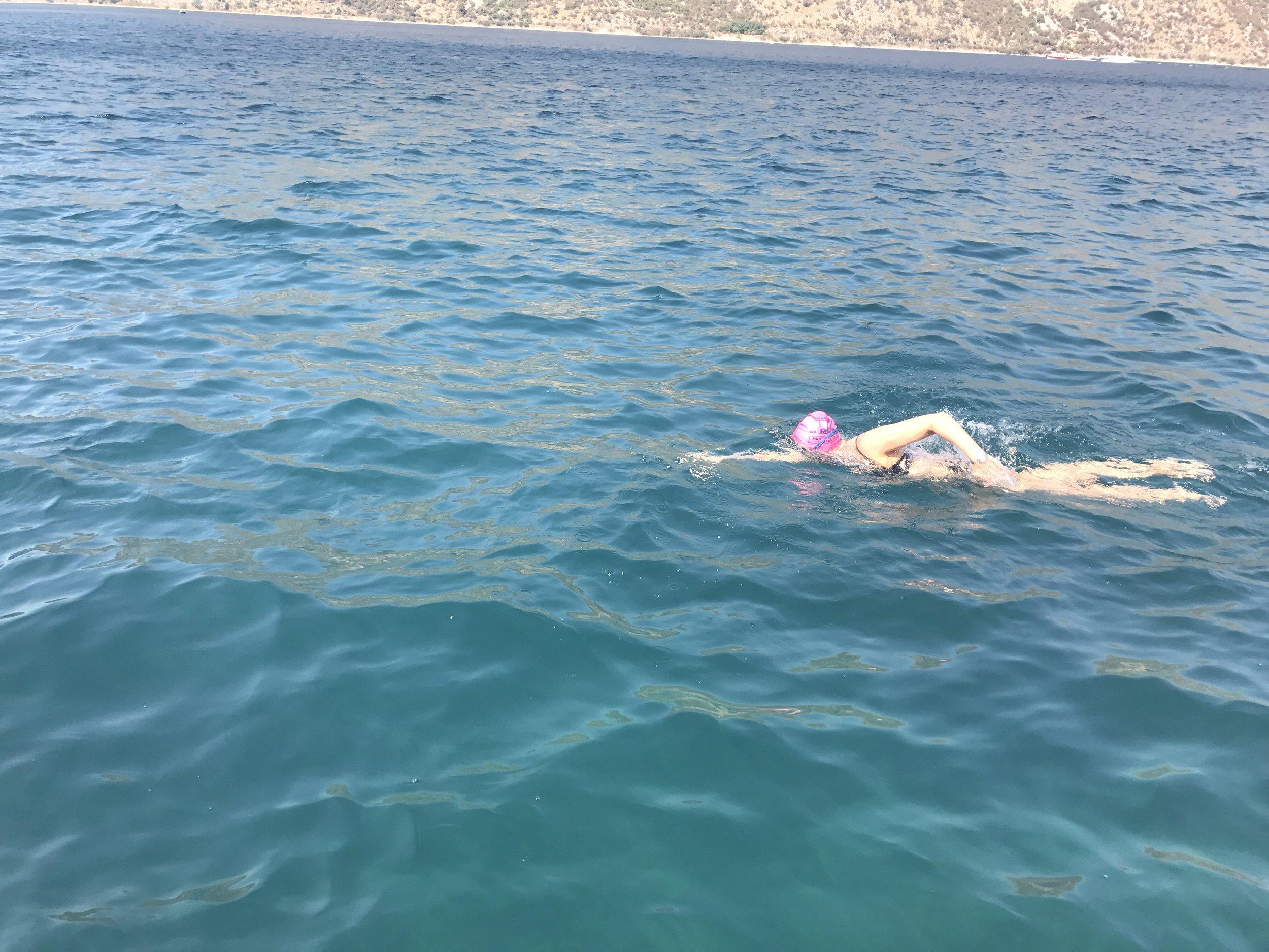 Adventure Swimming Holidays with SWIMTREK