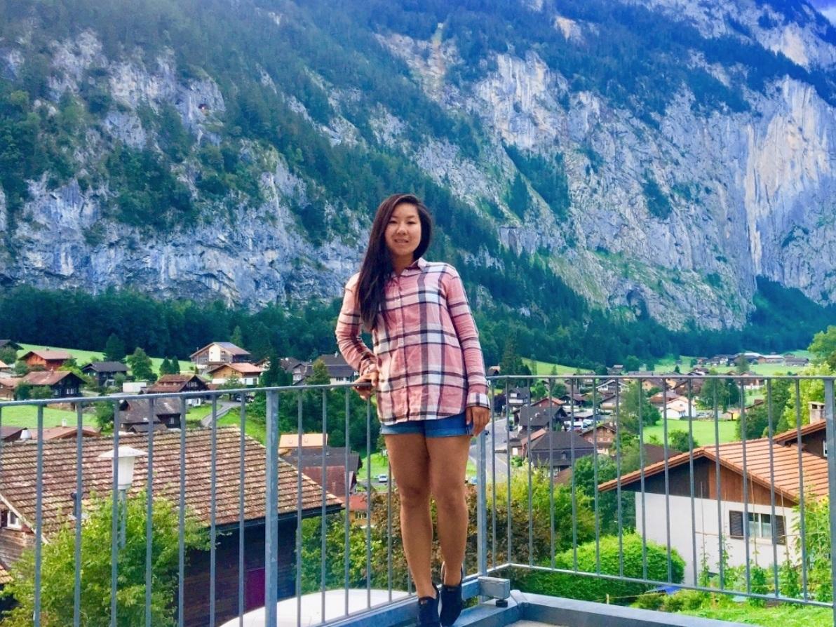 Nicole Te, Chiropractic Assistant & Traveller