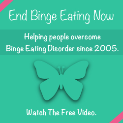 By the way, if you're looking for a really great resource to help you finally put a stop to your binge eating, check out Kristin Gerstley's   End Binge Eating Now  . She has helped  thousands  of people recover from their binge eating, and this book can be a mighty effective tool in your recovery journey!