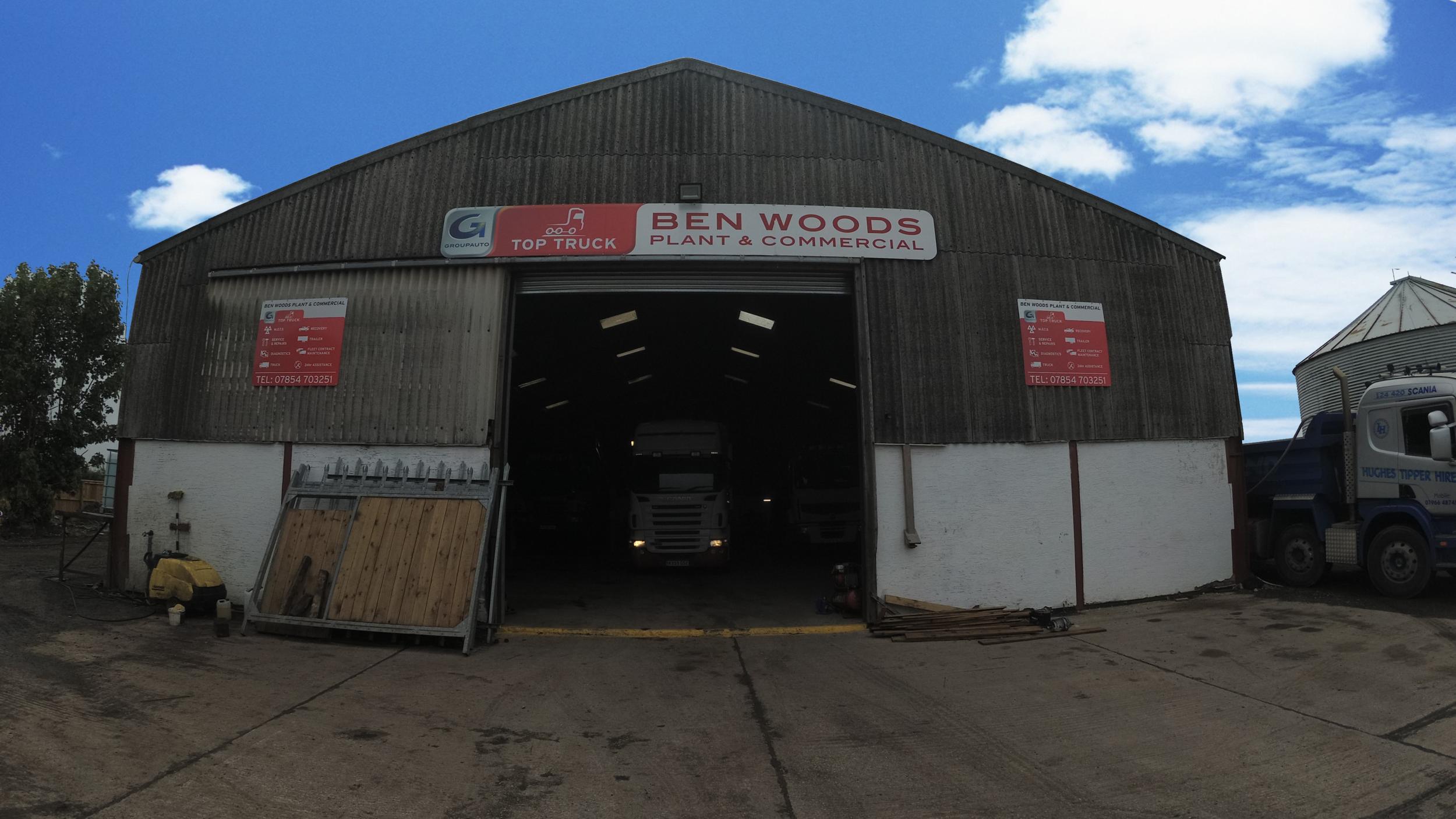 Ben Woods Plant & Commercial