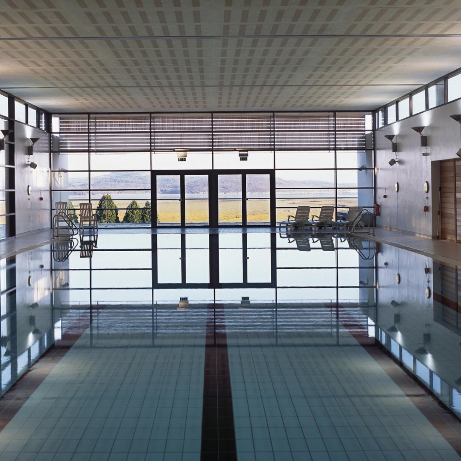 Berners Pool, Grange-over-Sands, Hodder & Partners