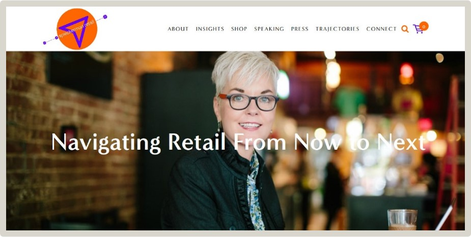 "Spieckerman Retail - ""Ali is a rare combination of talent and professionalism. A pleasure to work with in every sense. Took my existing, built-out Squarespace website to the next level, set up my Ecommerce shop in no time and made excellent recommendations and proactive updates.""— Carol Spieckerman / Retail Expert"