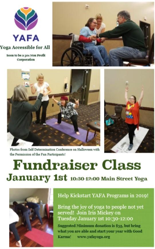 Fundraiser Class